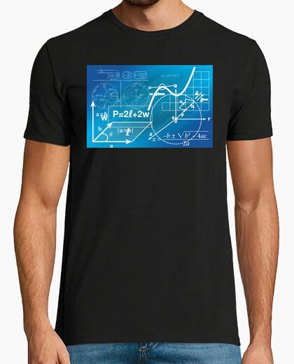 Camiseta Geometría matemática