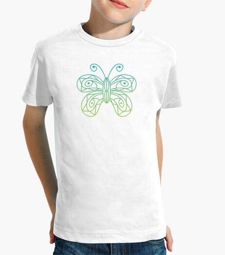 Ropa infantil Geometric butterfly
