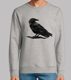 Geometric Crow jersey