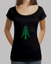 geometric pine