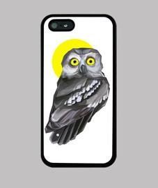 geométrico-búho iphone 5
