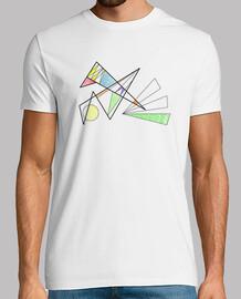 Geométrico a lápiz
