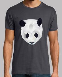 geometrischer panda!