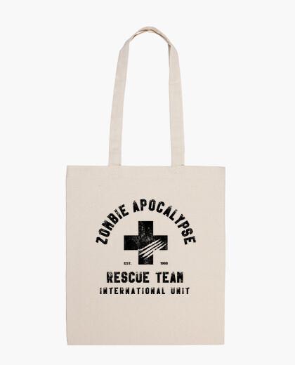 Bolsa George A. Romero - Zombie Rescue Team