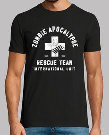 George A. rosemary - équipe de sauvetage de zombie