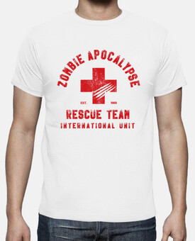 george a. rosemary - zombie rescue team