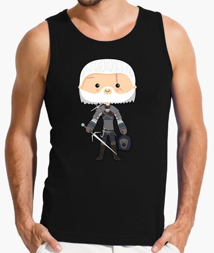 Camiseta Geralt de Rivia