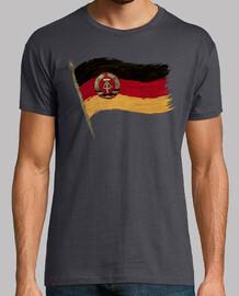 German DDR Flag
