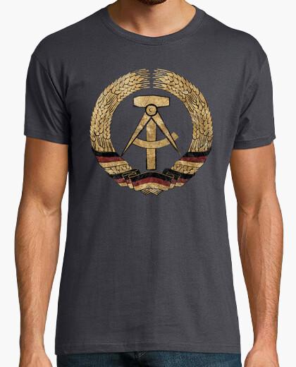Camiseta German DDR Vintage Emblem V01