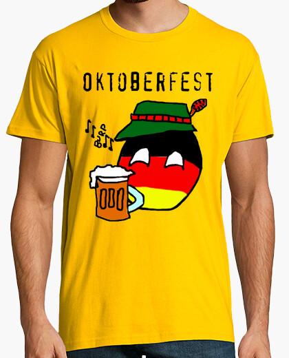 Camiseta German Oktoberfest