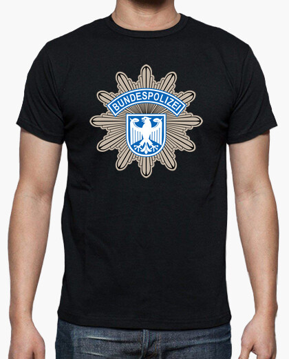 Camiseta German police.