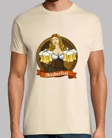 german waitress