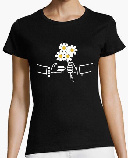 T-Shirt geschenk gänseblümchen