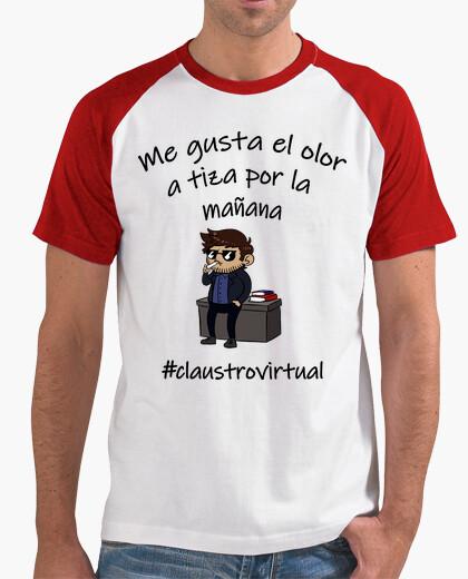 T-shirt gesso nero