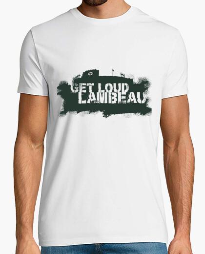Camiseta Get Loud Lambeau