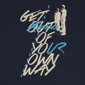 Camisetas Get Out Of Your Own Way