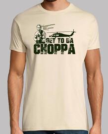 Get to da Choppa (Depredador)