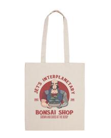 getti negozio bonsai