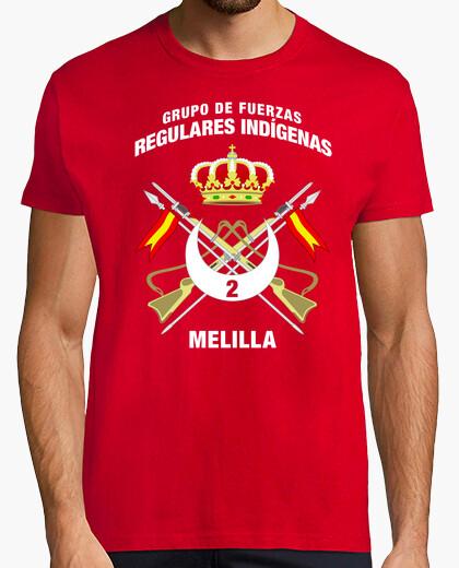 Gfri-shirt 2 melilla mod.1 t-shirt