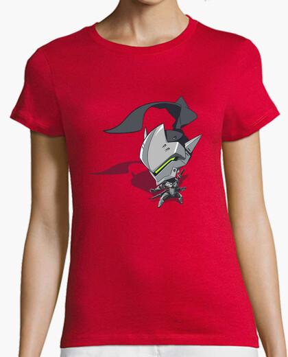 Camiseta GG - Chibi Heroes 03 M
