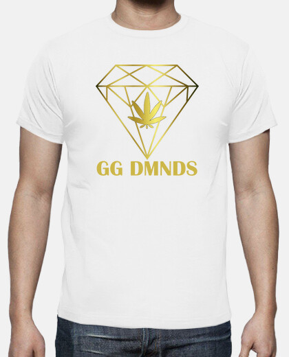 GG DMNDS WHITE