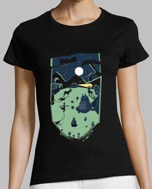Ghibli Forest- Camiseta mujer