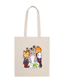 Ghibli friends - Totoro y sus amigos