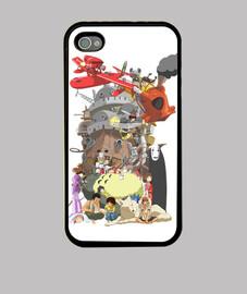 Ghibli Iphone 4/4s