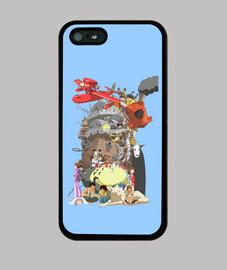 Ghibli Iphone 5