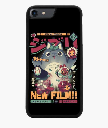 ghibli miyazaki totoro mononoke ponyo phone case