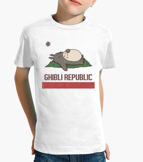 Ropa infantil Ghibli Republic