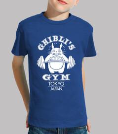Ghibli's gym