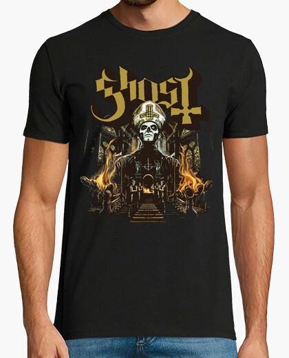 Camiseta Ghost