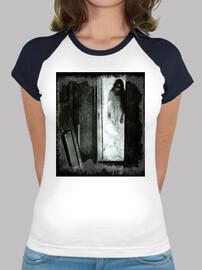 Ghost - Camiseta estilo béisbol para chica