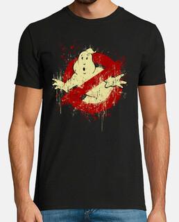 Ghost Vintage camiseta