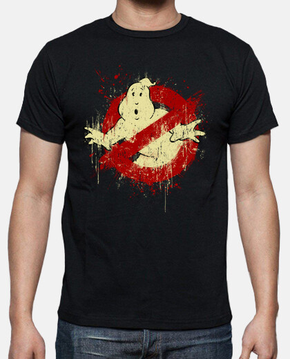 ghost vintage t shirt