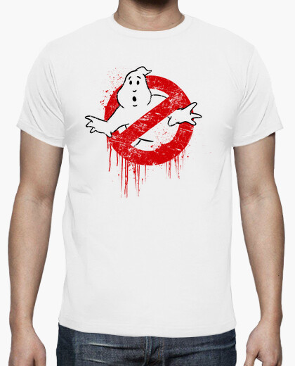 Ghost Graffiti Logo T-shirt for Men or Women