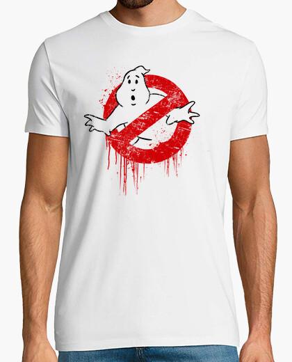 Tee-shirt ghostgraffiti