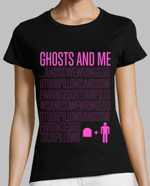 Ghosts and Me Rosa Fuerte