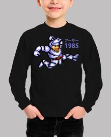 Ghosts 'n Goblins 1985 (Niños)