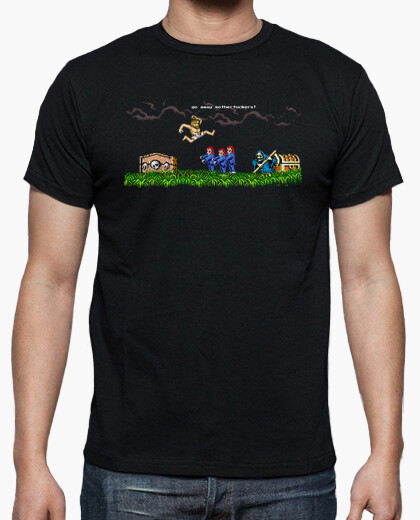 Ghosts 'N Goblins Retro 8-bit Gamer T-shirt