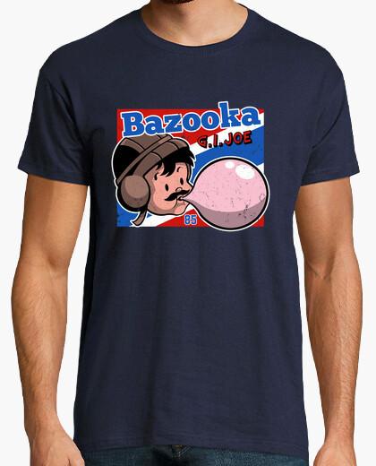 Camiseta gi joe bazooka