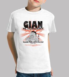 Gian in concert