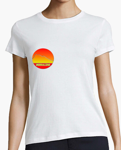 Gibraltar (sunrise) t-shirt