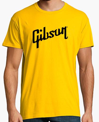 Camiseta Gibson guitars