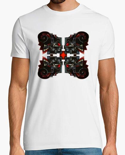 Camiseta Gigantóforo Tesseráctico de Wissler