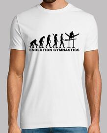 gimnasia evolución