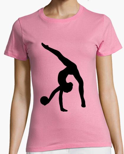 Camiseta Gimnasia rítmica