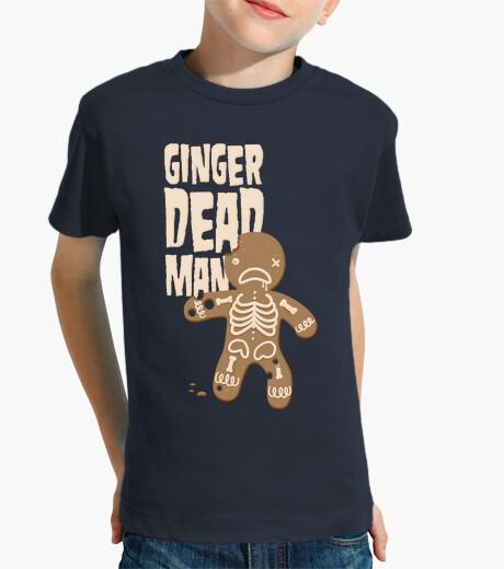 Ropa infantil Ginger Dead Man