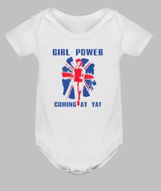 ginger spice - girl power (spice girls)